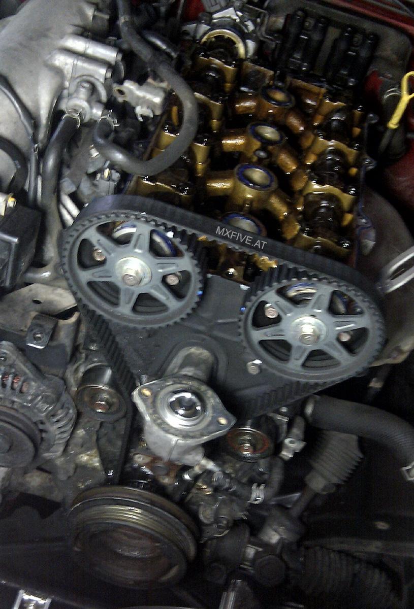 MX5motor-nackt