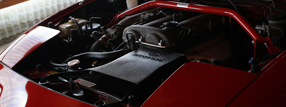 Das Jackson Racing CAI System