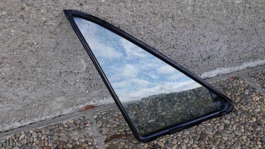 Mazda MX-5 Dreiecksfenster