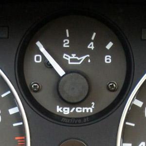 MX-5 Öldruck