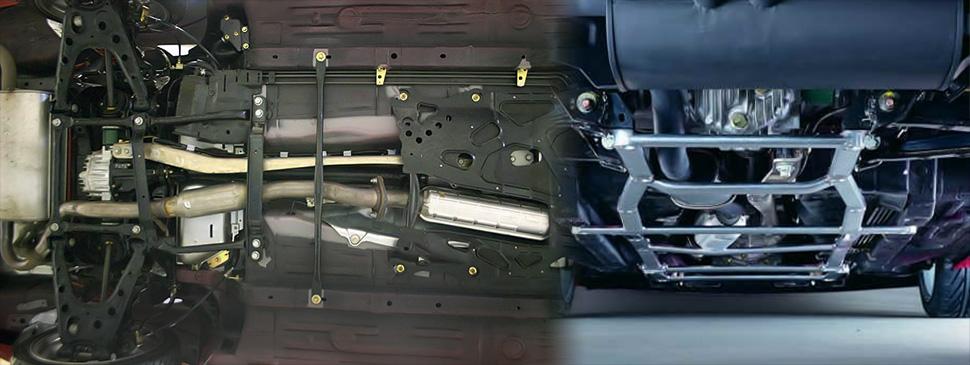 Mehr Stabilität für den MX-5 NA mit Zusatzstreben