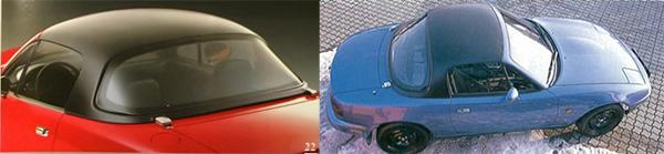 Mazda MX-5 NA Hardtop