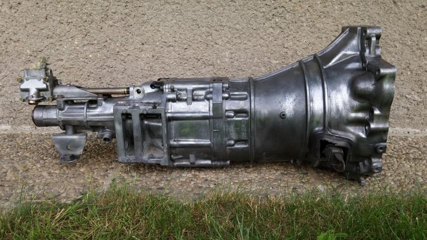 MX-5 Getriebeöl