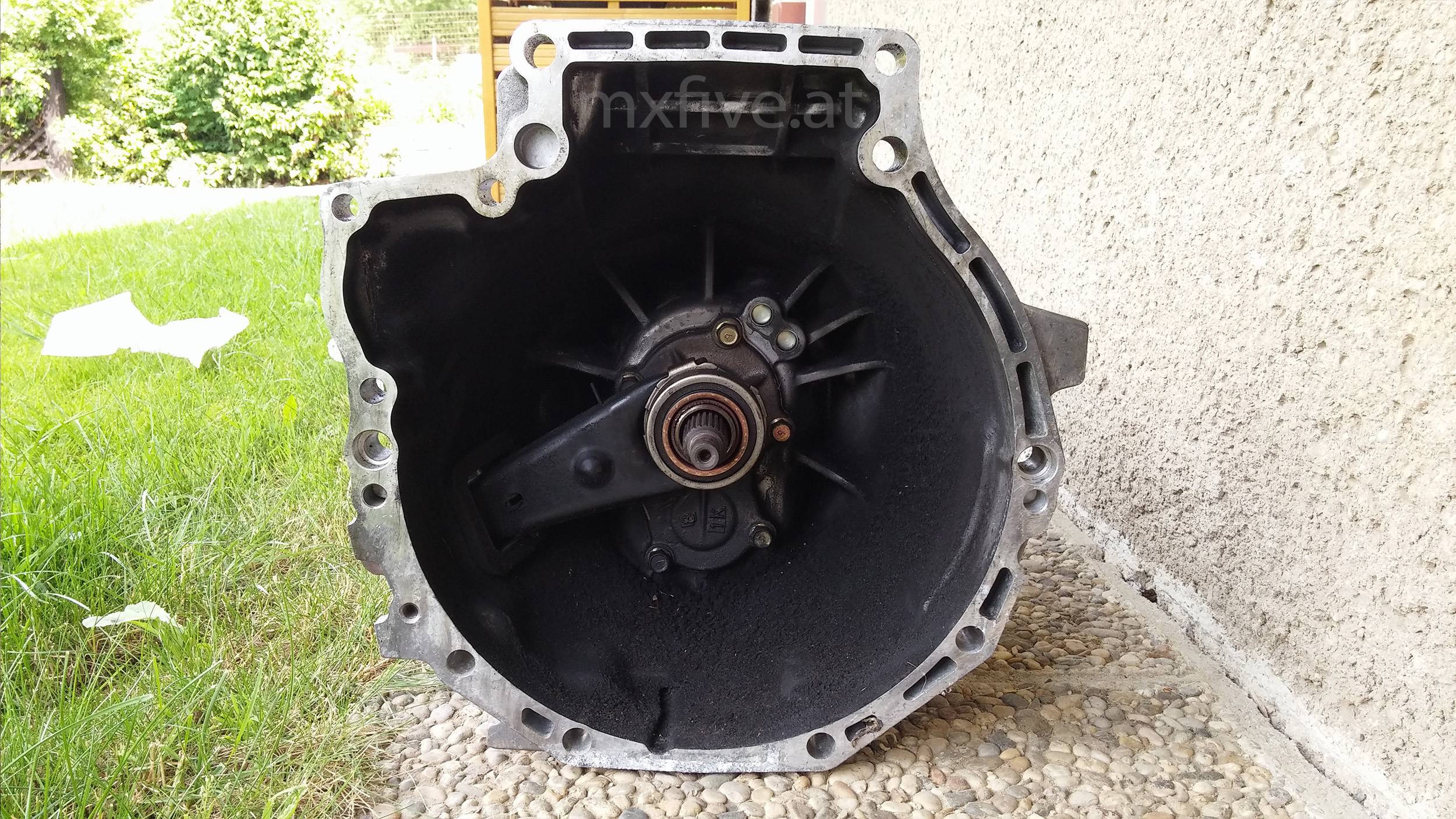 Mazda MX-5 Na Getriebe mit Ausrücklager