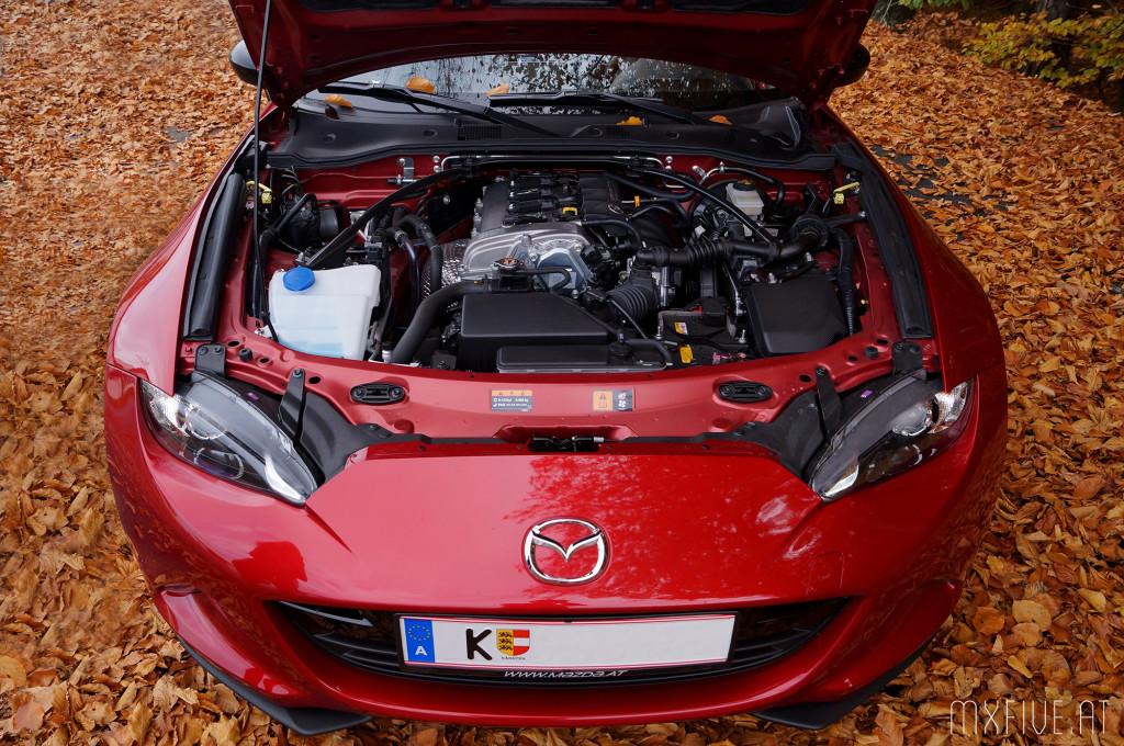 Mazda MX-5 ND Skyactive Motor