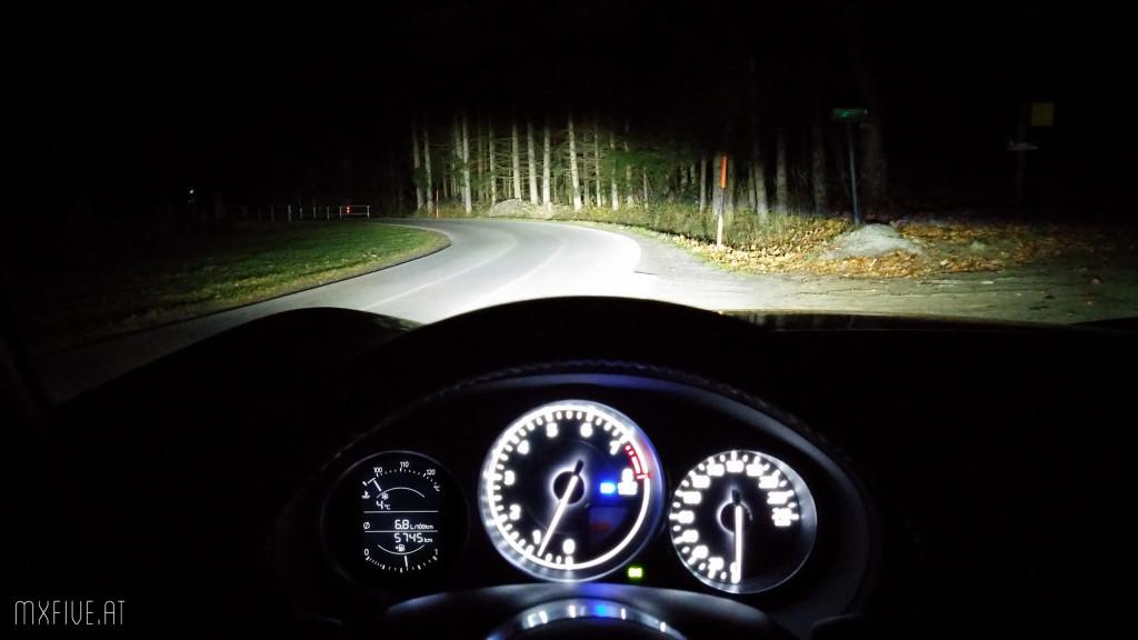 Mazda MX-5 LED-Licht