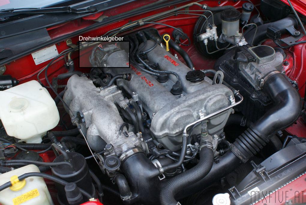 Mazda MX-5 Na Drehwinkelgeber