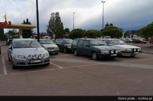 Scheinwerfer Volvo