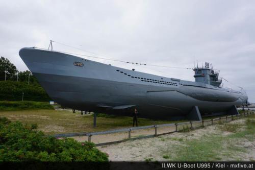 U995 in Kiel
