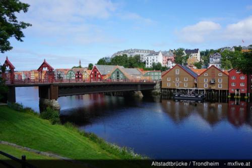 Trondheim Altstadtbrücke
