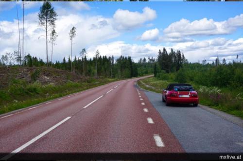 Rote Straßen