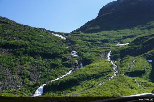 Gebirge Geiranger