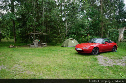 Arashult Camping